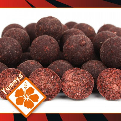 IB Carptrack Elite Strawberry Boilie - 2 kg / 20 mm