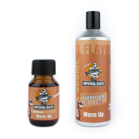 IB Carptrack Flavour Worm Up - 50 ml & 300 ml
