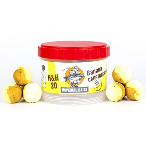 IB Carptrack Half'n Half - Banana - 75g / 16mm