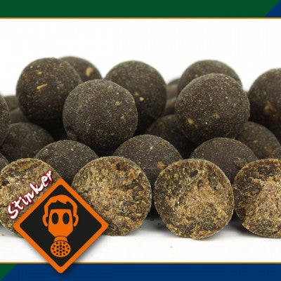 IB Carptrack Monster-Liver Boilie - 5 kg / 20 mm