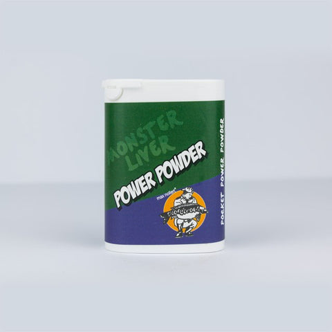 IB Carptrack Pocket Power Powder Monster-Liver - 25 g