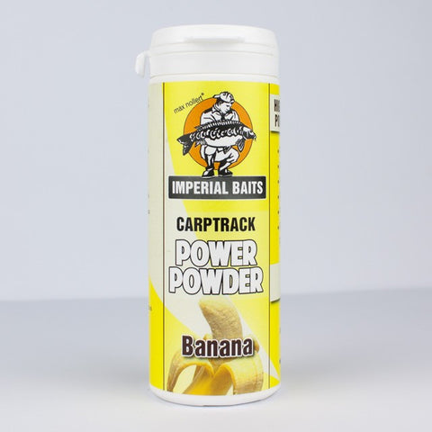 IB Carptrack Power Powder Banana - 75 g