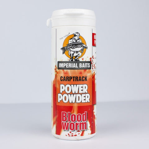 IB Carptrack Power Powder Bloodworm - 100 g