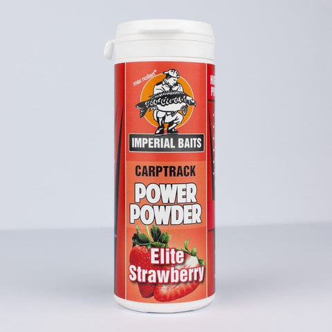 IB Carptrack Power Powder Elite Strawberry - 100 g