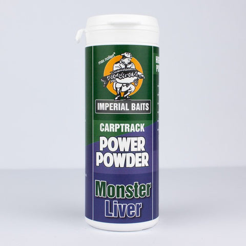 IB Carptrack Power Powder Monster-Liver - 100 g