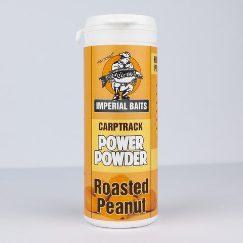 IB Carptrack Power Powder Roasted Peanut - 100 g