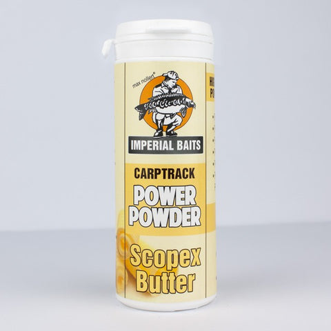 IB Carptrack Power Powder Scopex Butter - 100 g