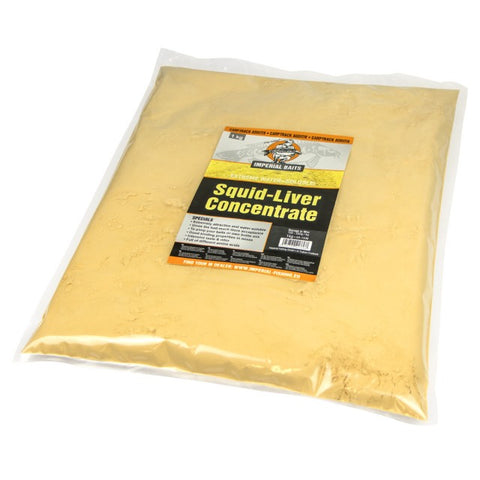 IB Carptrack Squid-Liver Flour - 2,5 kg