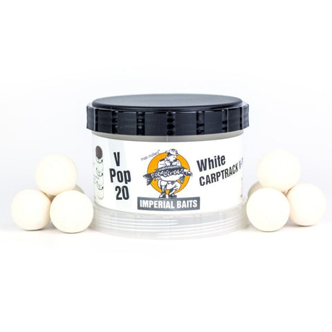 IB Carptrack V-Pops - white - 60g / 16mm