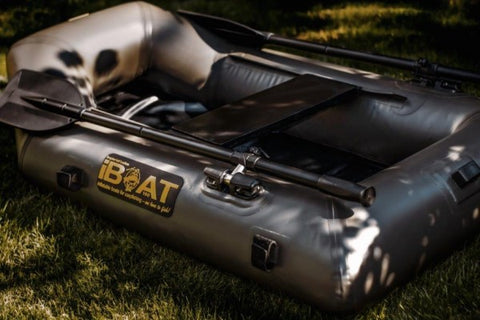 Rent'n iBoat 160 car trunk boat - included Accessories