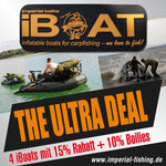 "iBoat ""The Ultra Deal"": 4 iBoats with 15% price reduction + 10% Boilies on the top!"