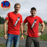 T-Shirt - 10 years IF-POWER - Jubilee Edition - normal shape - S