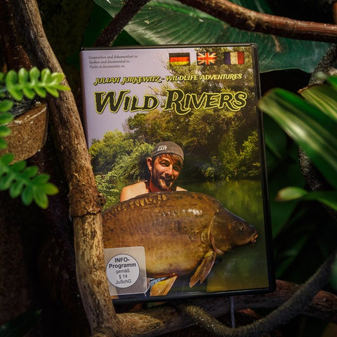 DVD ''Wild Rivers'' - from Julian Jurkewitz