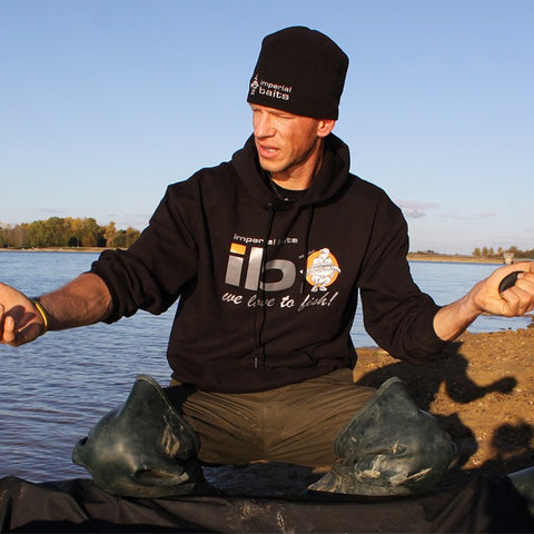 Imperial Baits Monster's Paradise Hoodie - S