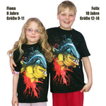 Imperial Baits Monster's Paradise Kids T-Shirt - S