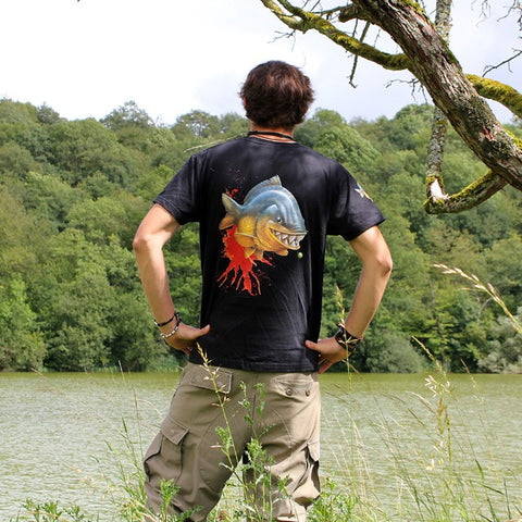 T-shirt Imperial Baits Monster's Paradise - S