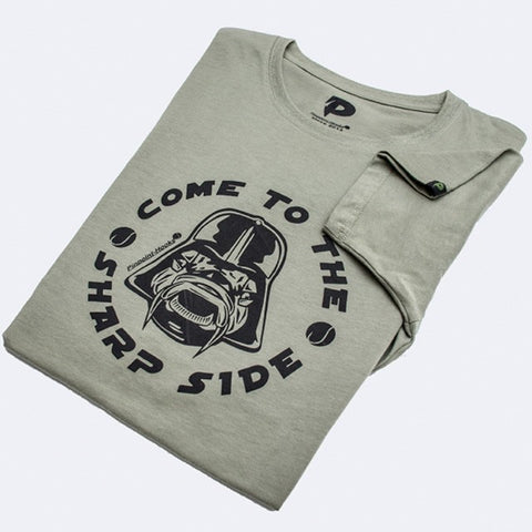 """Sharp Side"" T-Shirt - Pinpoint-Hooks - S"