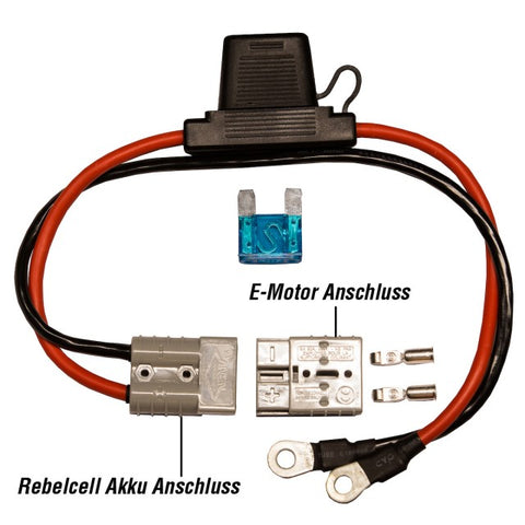 Rebelcell Quick Connector E-Motor