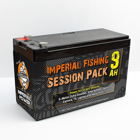 Session Pack Lead-Gel Battery - 12V / 9AH