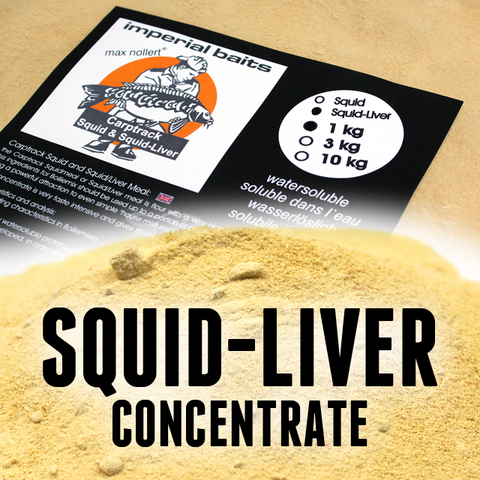 IB Carptrack Squid-Liver Flour