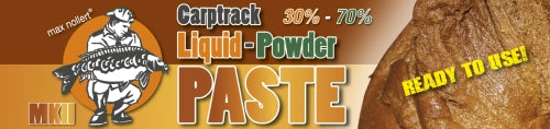 IB Carptrack Liquid-Powder Paste MK2 - ready to fish!