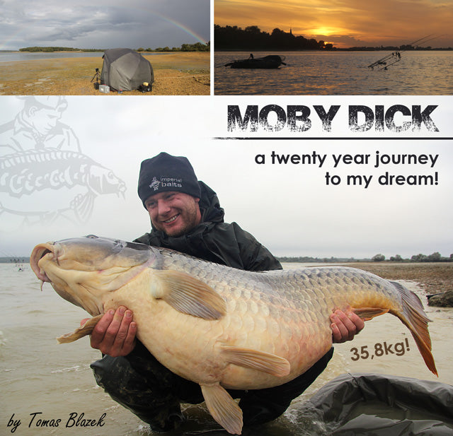 Moby Dick – a twenty year journey to my dream! by Tomas Blaze