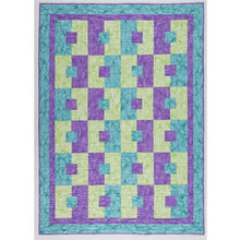 Load image into Gallery viewer, Easy Peasy 3-Yard Quilts Pattern Book