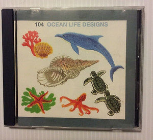 #104 Ocean Life- Converted to Disc