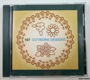 #107 Cutwork Designs