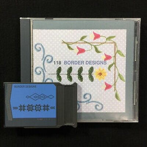 #118 Border Designs with Templates