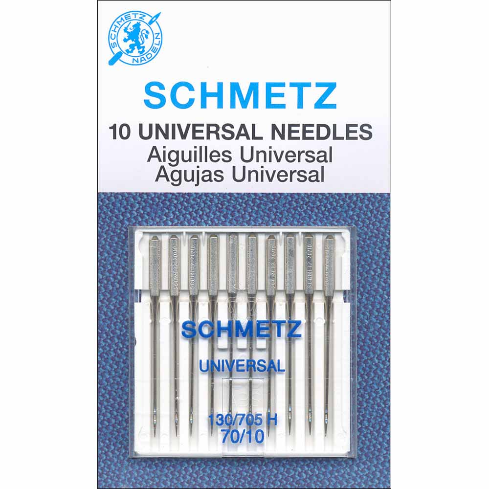SCHMETZ #1832 Universal Needles Carded - 70/10 - 10 count