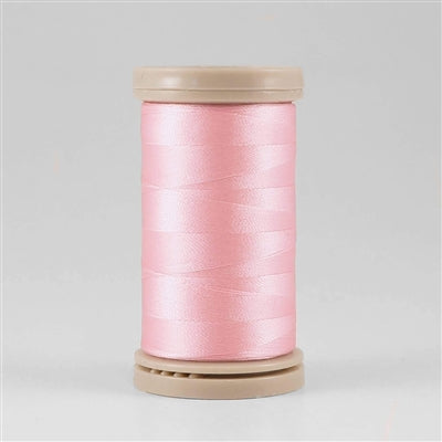 Para-Cotton Poly Thread - QST80-0102 - LIGHT PINK, 80wt 400m