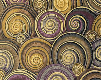 Spiral Shells- Brown, Philip Jacobs, PWPJ073