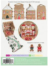 Load image into Gallery viewer, Anita Goodesign 3D Gingerbread House - Project Collection