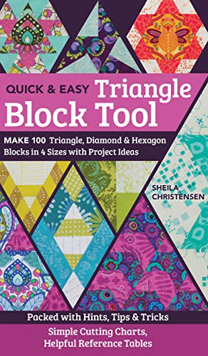 New Quick & Easy Triangle Block Tool book