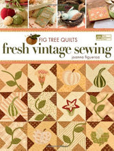 Load image into Gallery viewer, Fig Tree Quilts - Fesh Vintage Sewing