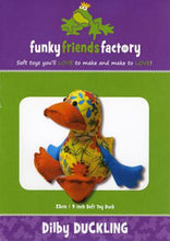 Load image into Gallery viewer, Dilby Duckling - Funky Friends Factory