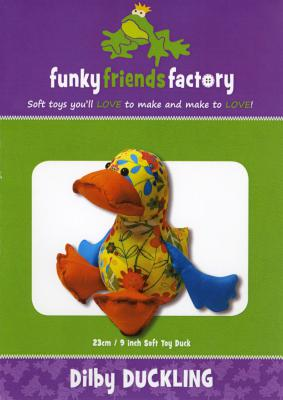 Dilby Duckling - Funky Friends Factory