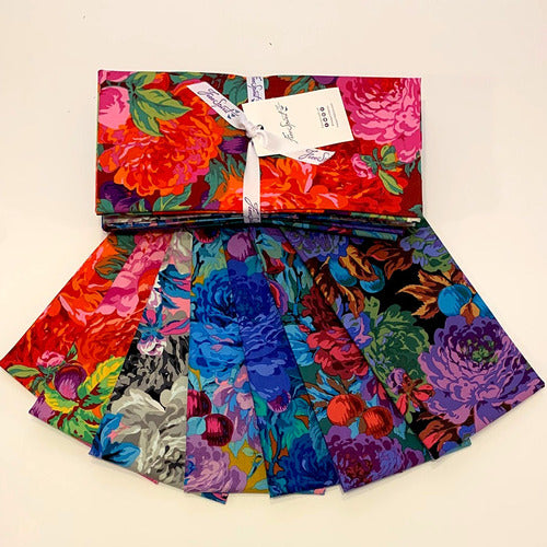 Luscious Half-Yard Stack Philip Jacobs for Kaffe Fassett Collective