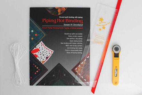 Piping Hot Binding & Tool