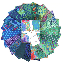 Load image into Gallery viewer, Kaffe Fassett Collective - Ocean 20pc Fat Quarter