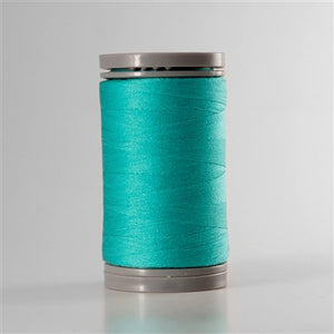 Perfect Cotton-Plus Thread - TURQUOISE - QST60-0377, 60wt 400m