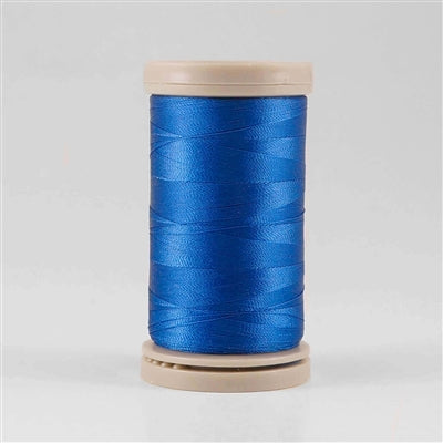 Para-Cotton Poly Thread - QST80-0055 - PRISTINE BLUE, 80wt 400m
