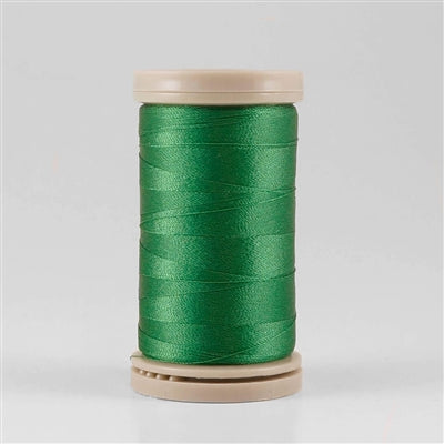 Para-Cotton Poly Thread - QST80-0233 - IRISH GREEN, 80wt 400m