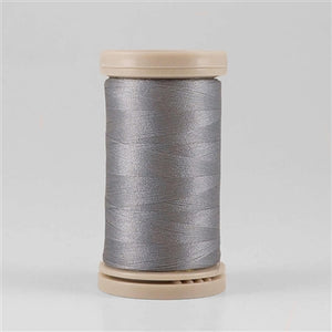 Para-Cotton Poly Thread - QST80-0485 - GRAY, 80wt 400m