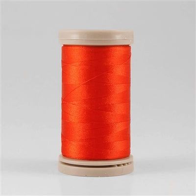 Para-Cotton Poly Thread - QST80-0700 - MARS RED, 80wt 400m