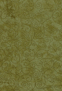 Willow (Leaf) – Flannel Quilt Backings