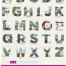 Load image into Gallery viewer, Anita Goodesign Animal Alphabet - Full Collection