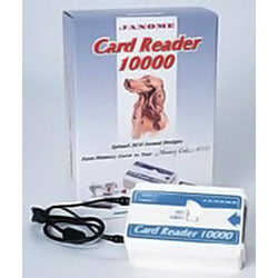 JANOME CARD READER 10000