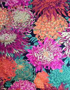 Japanese Chrysanthemum - Red, Philip Jacobs